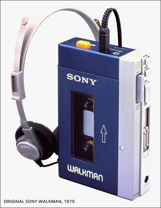 Легендарный Walkman от Sony